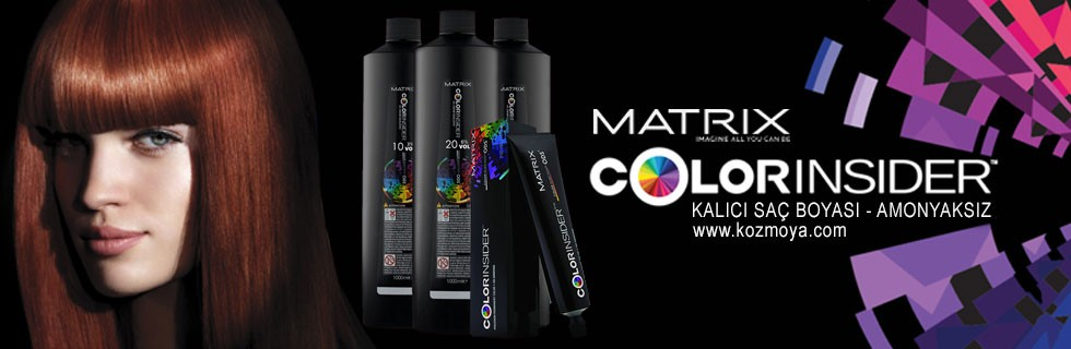 MATRIX Color Insider