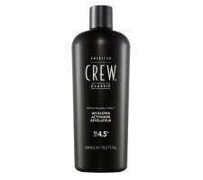 American Crew Classic Erkekler İçin Doğal Beyaz Kapatıcı Boya İçin 15 Vol Oksidan 450ml