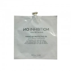 NO INHIBITION Smoothing Maracuja Protective Oil Isı Koruyucu Mini Pasiflora Yağı 10ml
