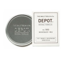 Depot No.503 Sakal ve Bıyık Şekillendirici Wax 30ml