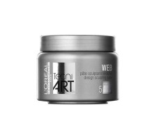 LOREAL Tecni Art A-HEAD Web Doku Veren Lifli Gum Wax 150ml