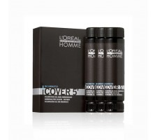 LOREAL HOMME Cover 5 Erkeklere Özel Doğal Beyaz Kapatıcı Jel Saç Boyası 3x50ml