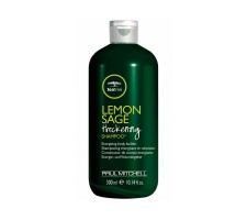 PAUL MITCHELL Tea Tree Lemon Sage Thickening Shampoo Enerji Veren Hacim ve Terapi Şampuanı 300ml