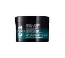 TIGI Catwalk Oatmeal & Honey Kuru ve Yıpranmış Saçlar İçin Besleyici Maske 200g