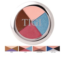 TIGI Cosmetics High Density Quad Eyeshadow Dörtlü Göz Farı 8.55g