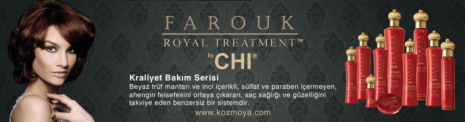 Farouk Royal Treatment By CHI