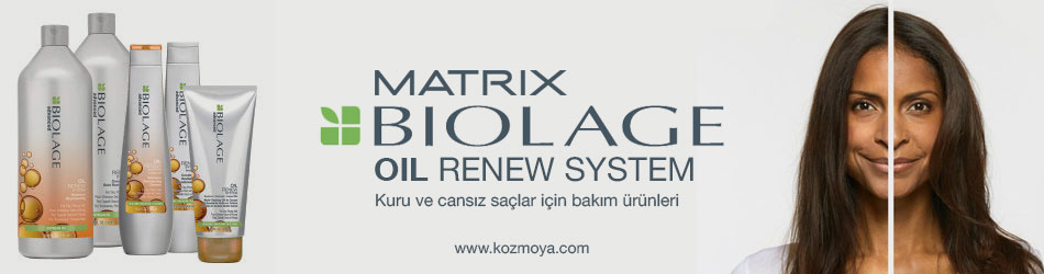 MATRIX Biolage Oil Renew System